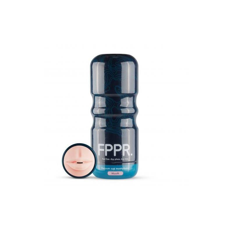 FPPR Masturbador Boca